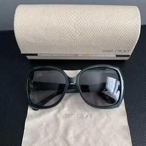Jimmy Choo Gaby Butterfly Sunglasses